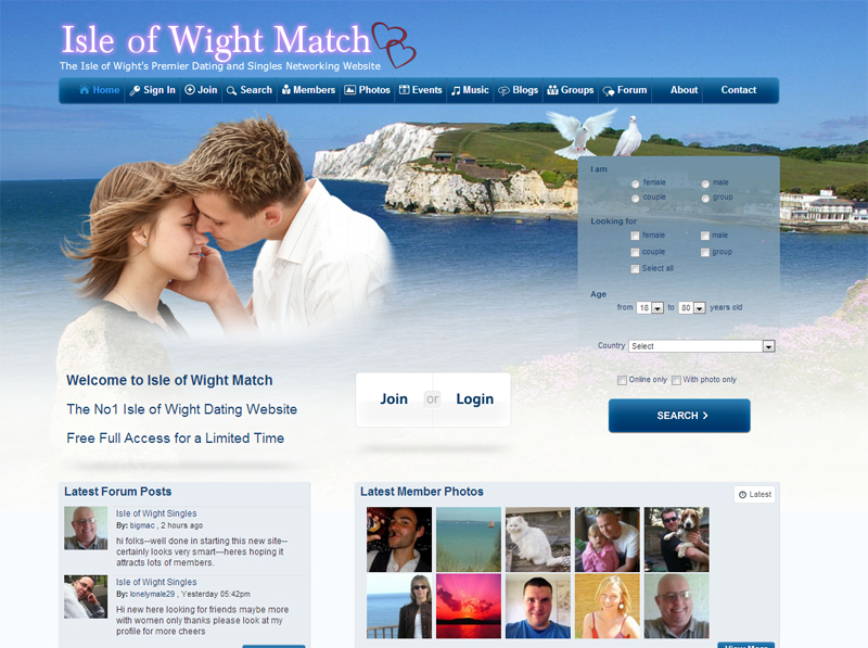 Iow dating sites