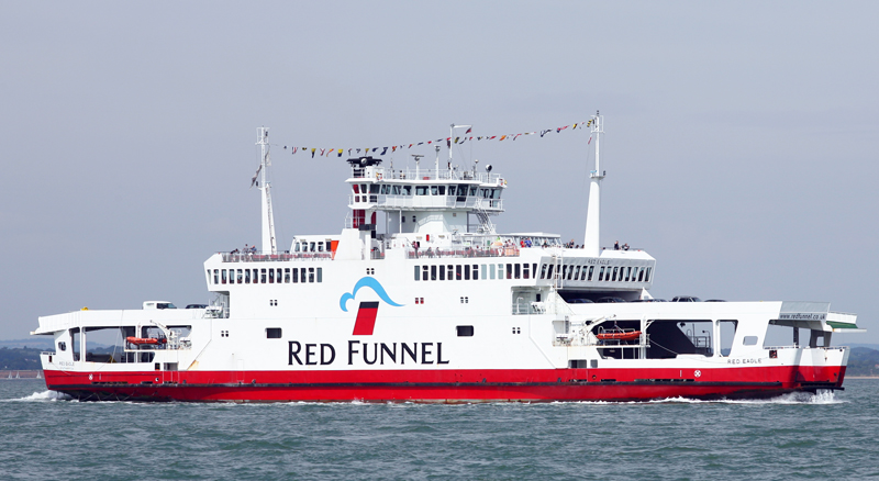 DISABLED PASSENGERS ENCOURAGED TO HAVE THEIR SAY ON FERRY
