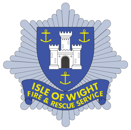 Isle of Wight Fire & Rescue Logo