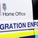 5 MEN DETAINED FOLLOWING IMMIGRATION RAIDS IN SHANKLIN