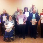 ISLAND VOLUNTEERS THANKED FOR 50 YEARS OF SUPPORT
