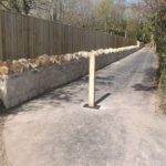 IMPROVED FOOTPATH RE-OPENED