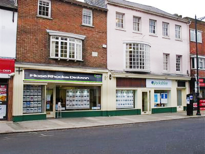Yorkshire Building Society Newport Isle Of Wight