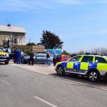 POLICE AND COASTGUARD IN SEARCH FOR MISSING BOY
