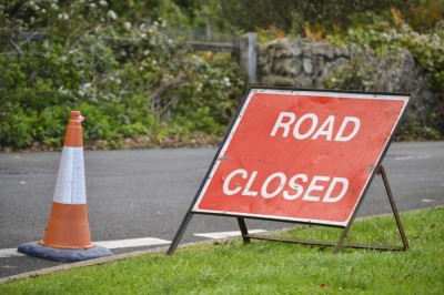 ROADWORKS LEAD TO BUS ROUTE CHANGES