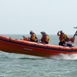 SANDOWN LIFEBOAT TASKED AFTER EMPTY KAYAK DISCOVERED