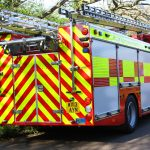TWO MEN HELPED TO SAFETY FROM THICK GORSE