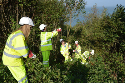 ISLAND ROADS STAFF PUT THE VIEW BACK INTO VIEWPOINT