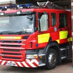 FIREFIGHTERS CALLED TO COWES PROPERTY