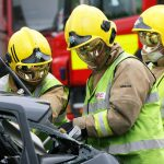 EMERGENCY SERVICES RESPOND TO SERIOUS MILITARY ROAD CRASH