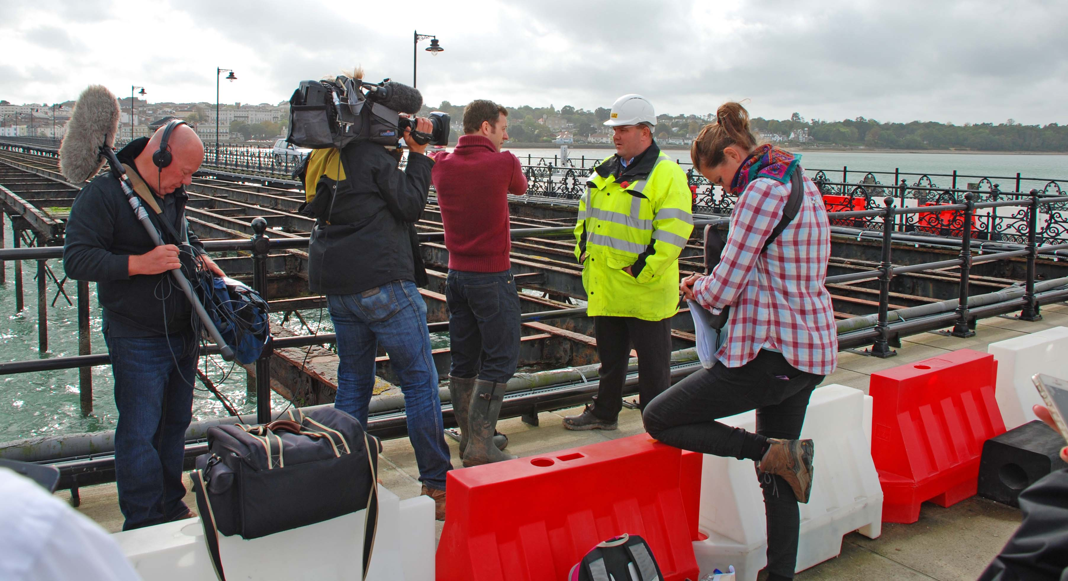 Ryde Pier To Feature On Countryfile Island Echo 24hr