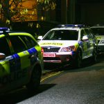 ARMED OFFICERS RAID RYDE PROPERTY