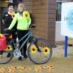 CYCLE CHALLENGE GIVES HOSPICE THE FEEL GOOD FACTOR