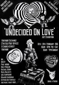 Undeceided on love - Art Exhibition
