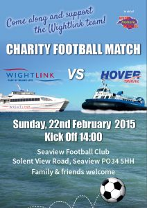 hovertravelwightlinkfootballmatch