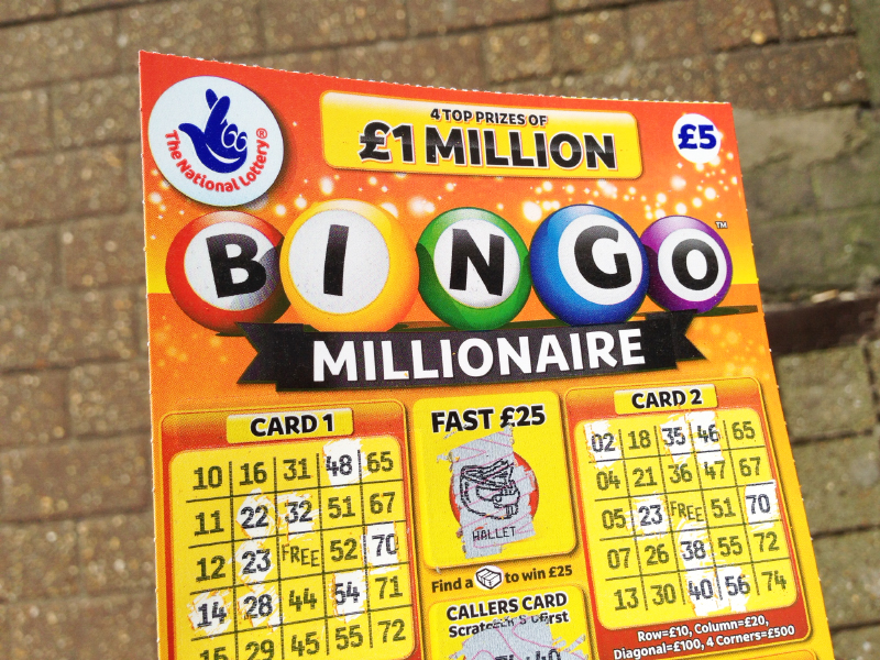 ISLANDER HITS THE JACKPOT ON MILLION POUND SCRATCHCARD - Island Echo - 24hr  news, 7 days a week across the Isle of Wight
