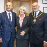 NEW COUNCIL CHAIRMAN REVEALS CHOSEN CHARITY