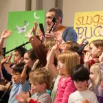 SLUGS AND BUGS OF A DIFFERENT KIND TO PLAY AT RYDE'S BAPTIST CHURCH