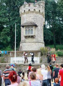 Shipwreck Isle - swashbuckling pirates at Appley Tower, Ryde, Isle of Wight