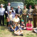 WAR TIME EVACUATION EXPERIENCE FOR PUPILS