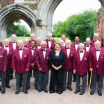 THREE VALLEYS MALE VOICE CHOIR SET FOR DOUBLE ISLAND PERFORMANCE