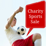 WAREHOUSE SALE IN AID OF CHALLENGE & ADVENTURE