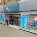 ISLAND'S BHS STORE AT RISK AS COMPANY GOES INTO ADMINISTRATION