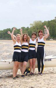 Ryde win the Ladies Novice Fours Final Ryde [I.W.]Amateur Rowing Regatta 21 05 2016 copyright Graham Reading Photography credit www.grahamreading.com Graham Reading Photography Albury 93 West Street Ryde Isle of Wight PO33 2NN 07931 324220