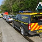 999 RESPONSE TO 14 YEAR OLD TRAPPED IN WOODLAND