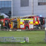 FIRE CREWS CALLED TO BAE SYSTEMS