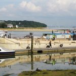 POLICE SEARCH AFTER HOUSE BOAT RAID