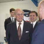 SPINLOCK STAFF ENJOY A ROYAL VISIT AND PARTY