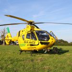 AIR AMBULANCE RESPONDS TO INCIDENT IN BEMBRIDGE