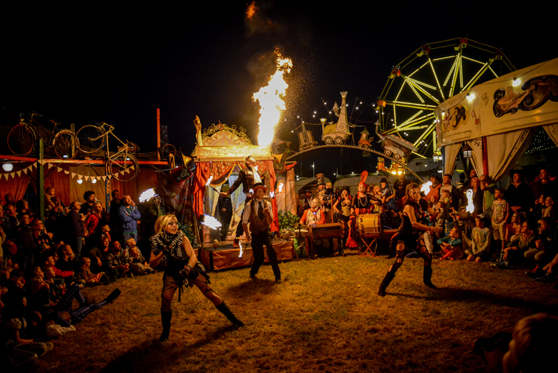 Popular Even The Driving Rain Couldnt Stop Us Bouncing Up And Down When The Castle Stage Had Cleared Each Night, One Of The Best Venues Of Camp Bestival Was Caravanserai An Intimate Ramshackle Collection Of Vintage Caravans And