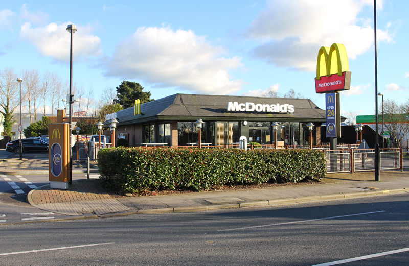 mcdonalds ryde to close for weeks island echo hr news  mcdonalds ryde to close for 6 weeks