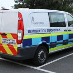 3 MEN DETAINED FOLLOWING IMMIGRATION RAID IN WOOTTON