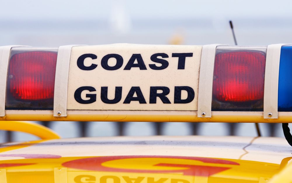 MISSING PERSONS REPORT SEES COASTGUARD CALLED TO YAVERLAND