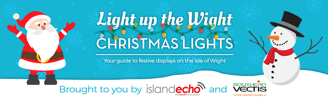 Light up the Wight 2017 - Brought to you by Island Echo and Southern Vectis