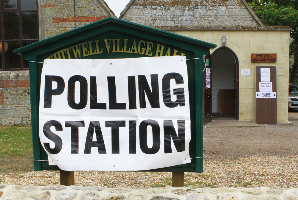 polling station - photo #3