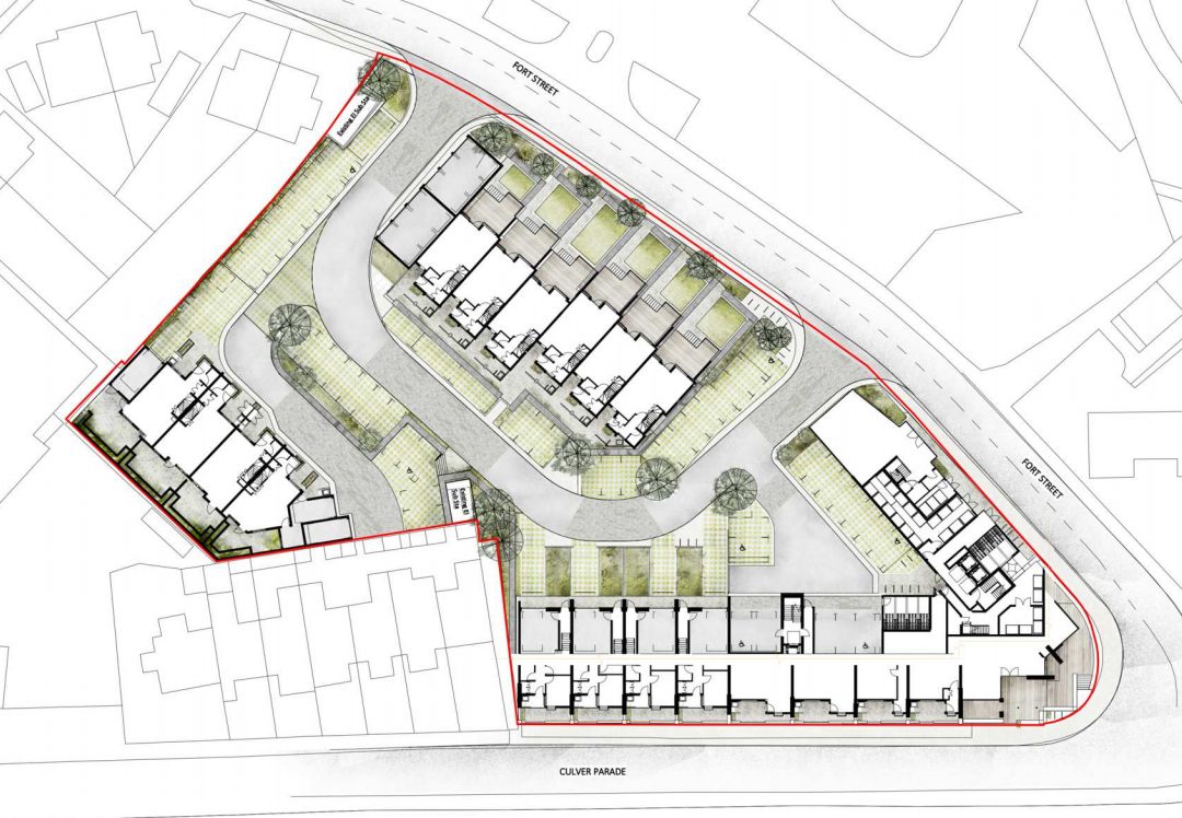 Fresh Planning Application Submitted For Sandown 39 S Wight