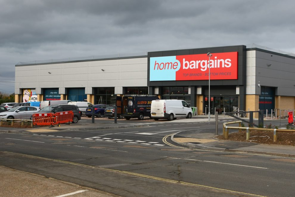 Home Bargains Ready To Open First Isle Of Wight Store Island Echo