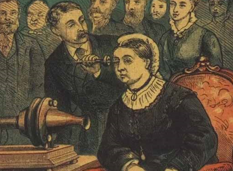 140 YEARS SINCE FIRST TELEPHONE CALL TO QUEEN VICTORIA ON