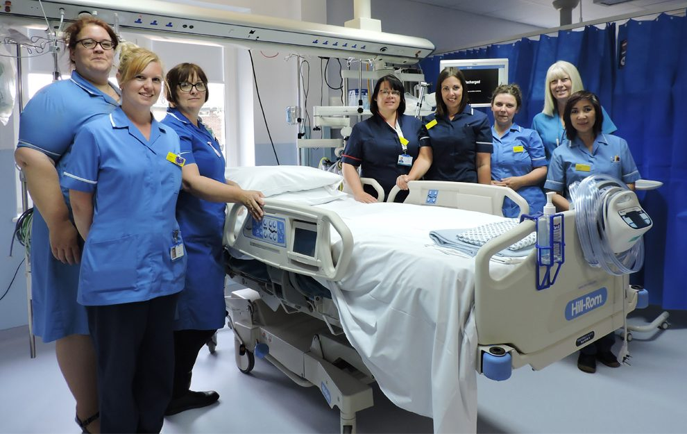 Intensive Care Unit Receives Some Tender Loving Care Island Echo