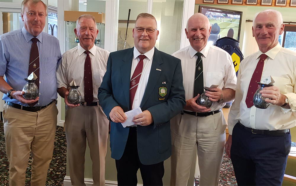 TEAMS FROM ACROSS THE REGION COMPETE FOR THE VASE AT SHANKLIN
