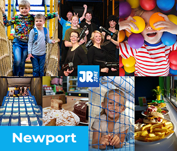JR Zone - A perfect indoor day out in Newport