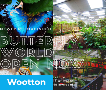 Butterfly World - Newly refurbished in Wootton