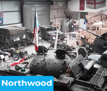 The Isle Of Wight Military Museum - Explore history at Northwood