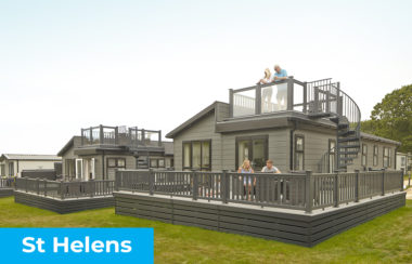 Aria Resorts - St Helens Holiday Home