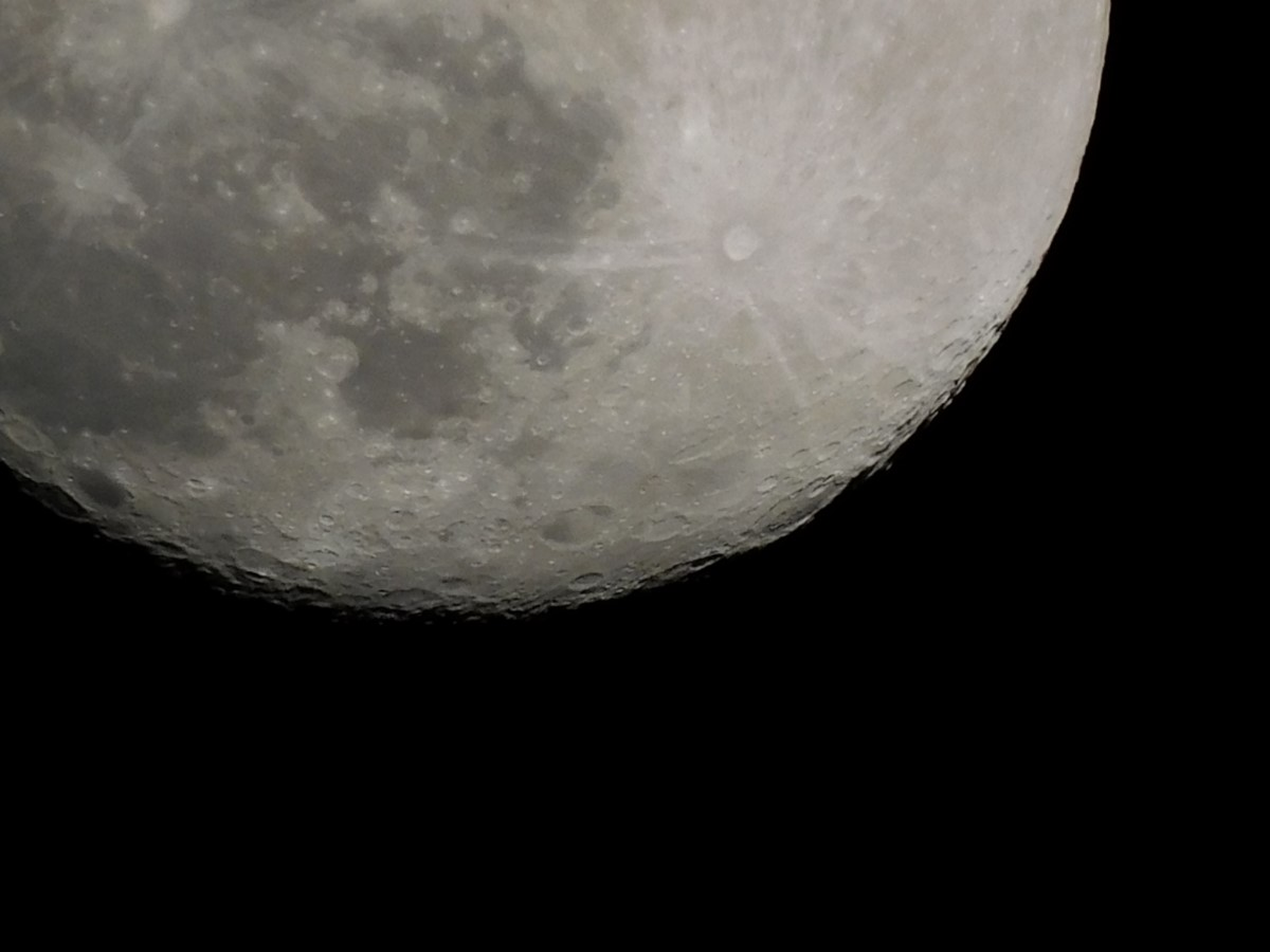 Surface Of The Moon Newport (andrew Richardson)