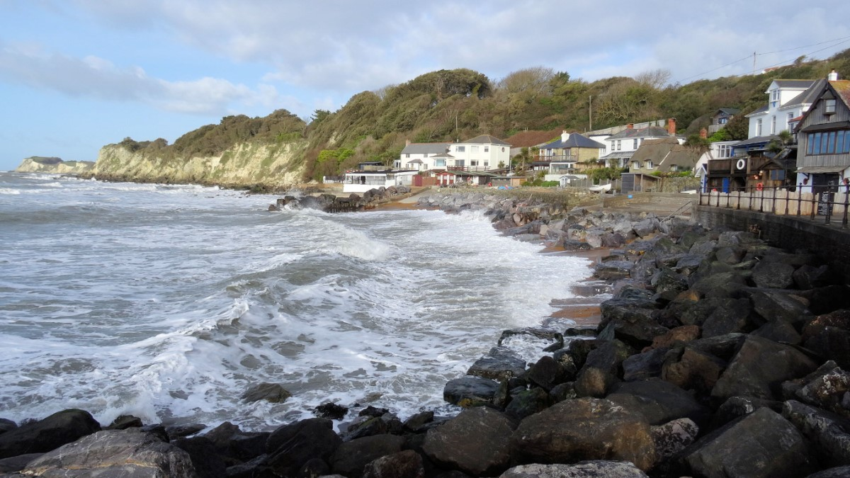 Early Morning In The Cove Steephill Cove ~ Photo Credit Peter